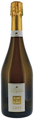 Jacquart, Blanc de Blancs Brut, Champagne, France, 2013