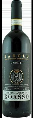 Boasso, Gabutti, Barolo, Serralunga d'Alba, Piedmont, 2017