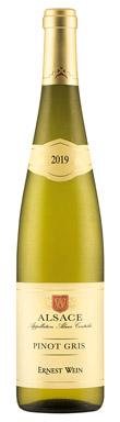 Lidl, Ernest Wein, Pinot Gris, Alsace, France, 2019