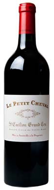 Château Cheval Blanc, Le Petit Cheval, St-Émilion, Grand