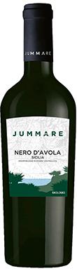 Jummare, Organic Nero d'Avola, Sicily, Italy, 2019