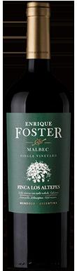 Enrique Foster, Finca Los Altepes Limited Selection Malbec