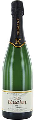 Kuehn, Cuvée Prestige Brut, Crémant d'Alsace, Alsace, France