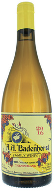AA Badenhorst, The Golden Slopes Chenin Blanc, 2016