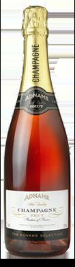 Adnams, Rosé Champagne NV, Champagne, France