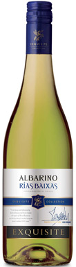 Aldi, Exquisite Collection Albariño, Rías Baixas, 2017