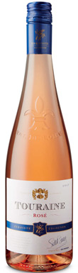 Aldi, Touraine, Exquisite Collection Rosé, Loire, 2017