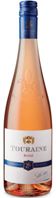 Aldi, The Exquisite Collection Rosé, Touraine, Loire, 2018