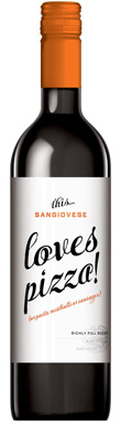 Aldi, This Loves Sangiovese, Sicily, Italy, 2017
