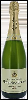 Alexandre Bonnet, Grande Réserve Brut, Champagne, France