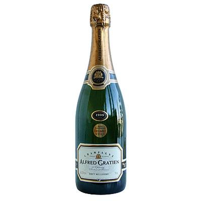 Alfred Gratien, Brut, Champagne, France, 1999