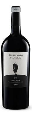 Il Borro, Alessandro dal Borro, Rosso di Toscana, 2012