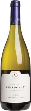 Alpha Domus, Chardonnay, Bridge Pa, Hawke's Bay, 2015