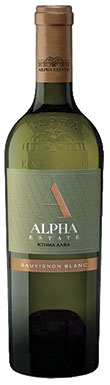 Alpha Estate, Sauvignon Blanc, Amyntaio, Macedonia, 2014