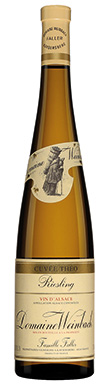 Domaine Weinbach, Cuvée Théo Riesling, Alsace, France, 2018