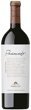 Andeluna, Pasionado Cabernet Franc, Uco Valley, Gualtallary
