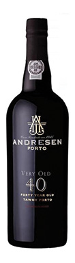 Andresen, 40 Year Old, Port, Douro Valley, Portugal