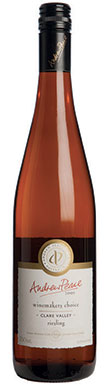Andrew Peace, Winemakers Choice Riesling, Clare Valley, 2009