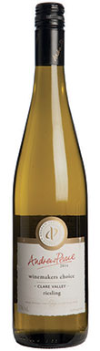 Andrew Peace, Winemakers Choice Riesling, Clare Valley, 2014