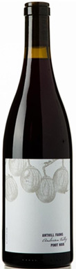 Anthill Farms, Mendocino County, Anderson Valley Pinot Noir,