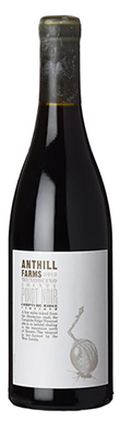 Anthill Farms, Pinot Noir, Sonoma County, Sonoma Coast, 2013
