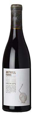 Anthill Farms, Pinot Noir, Sonoma County, Sonoma Coast, 2013