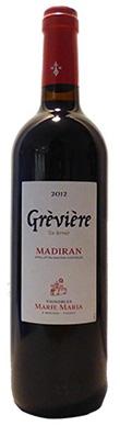 Vignobles Marie Maria, Grevière, Madiran, 2016