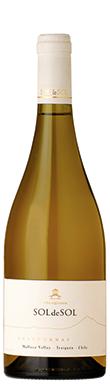Viña Aquitania, Sol de Sol Chardonnay, Traiguén, 2011