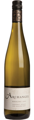 Archangel, Riesling, Central Otago, New Zealand, 2011
