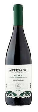 Argento, Artesano de Argento Organic Malbec-Cabernet Franc