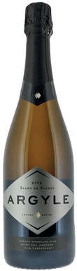 Argyle, Spirit Hill Vineyard Blanc de Blancs Brut