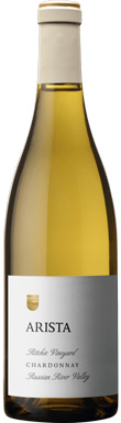 Arista, Ritchie Vineyard Chardonnay, Sonoma County, Russian