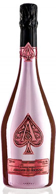 Armand de Brignac, Ace of Spades Rosé, Champagne, France