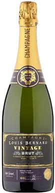 Asda, Extra Special Louis Bernard, Champagne, France, 2008