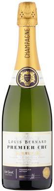 Asda, Extra Special Louis Bernard 1er Cru, Champagne, France