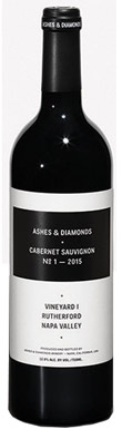 Ashes & Diamonds, Cabernet Sauvignon No 1, Napa Valley
