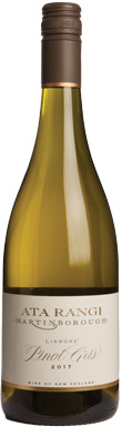Ata Rangi, Lismore Pinot Gris, Martinborough, 2017