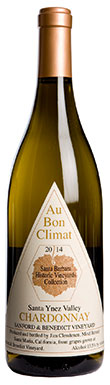 Au Bon Climat, Sanford & Benedict Vineyard, California, 2014