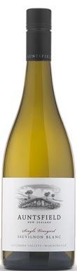 Auntsfield, Single Vineyard Sauvignon Blanc, Southern