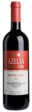 Azelia, Bricco dell'Oriolo, Dolcetto d'Alba, 2013