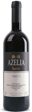 Azelia, Cerretta, Barolo, Serralunga d'Alba, 2016