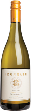 Babich, Gimblett Gravels, Irongate Chardonnay, 2016