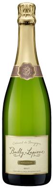 Bailly-Lapierre, Noir & Blanc, Crémant de Bourgogne