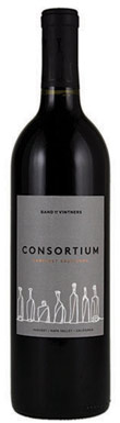 Band of Vintners, Consortium, Napa Valley, California, 2015