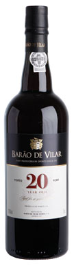 Barão de Vilar, 20 Year Old Tawny, Port, Douro Valley