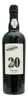 Barbeito, Malvasia Lote 14050 20 Year Old, Madeira, Portugal