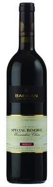 Barkan, Special Reserve Winemakers' Choice Merlot, 2011