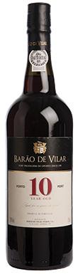 Barão de Vilar, 10 year Old Tawny, Port, Douro Valley