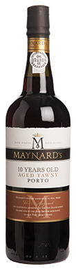 Maynard's, 10 Year Old Tawny, Port, Douro Valley, Portugal