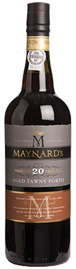 Maynard's, 20 Year Old Tawny, Port, Douro Valley, Portugal